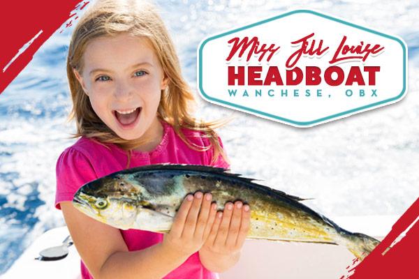 Jill Louise Headboat