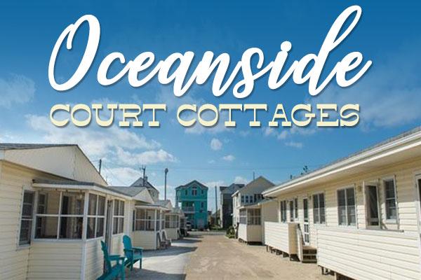Oceanside Cottage Court