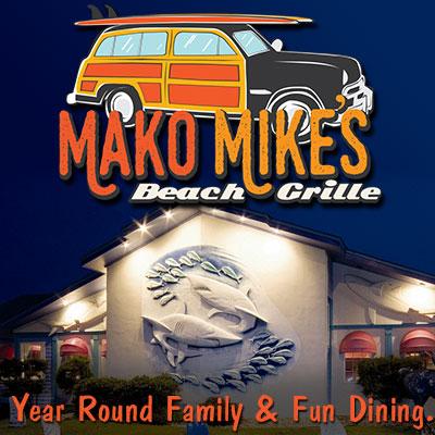 Mako's Beach Grille & Bar
