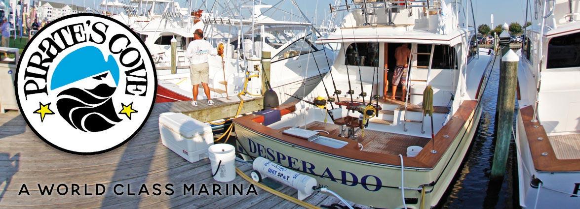 Pirate's Cove Marina