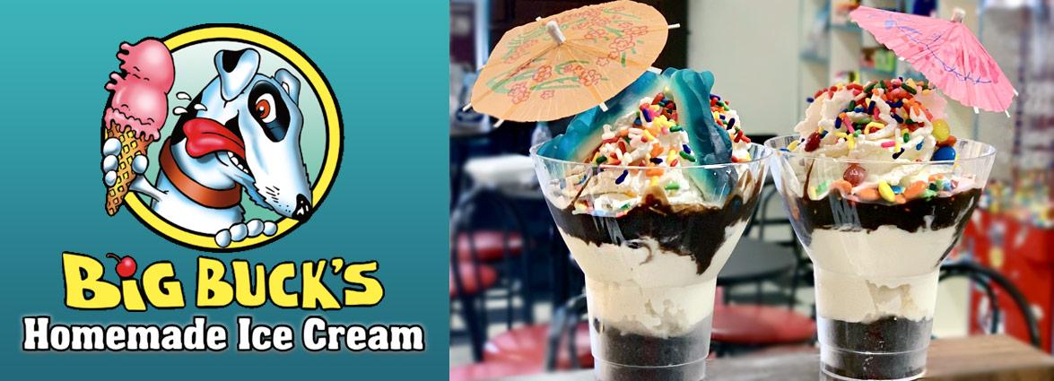 Big Buck's Ice Cream