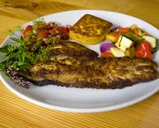 Blackened Redfish - Basnight's Lone Cedar