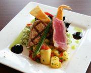 Grilled Tuna - Beachside Bistro