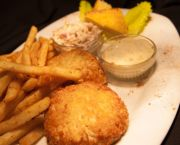 Crab Cakes - Beachside Bistro