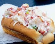Traditional Maine Lobster Roll - Miller's Waterfront Restaurant