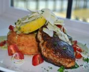 Blackened Swordfish - Miller's Waterfront Restaurant