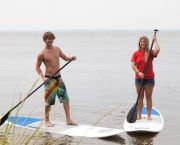 Stand up Paddle Board the Obx! - Ocean Atlantic Rentals