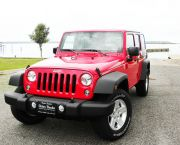 Rent a 4-Door Hard-Top Jeep Wrangler - Outer Banks Jeep Rentals
