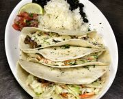 Fish Tacos - Barefoot Bernie's Tropical Grill & Bar