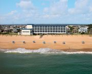Private Balconies - Holiday Inn Express Nags Head Oceanfront