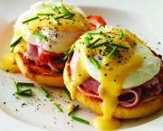 Eggs Benedict - Argyle's Restaurant