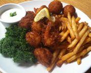 Coconut Shrimp - Mulligan's Grille