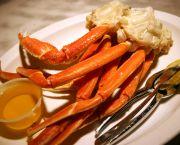 Snow Crab Legs - Black Pelican Oceanfront Cafe