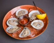 Raw Oysters - Two Roads Tavern