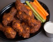 Nashville Style Hot Chicken Wings - Two Roads Tavern