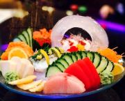 Deluxe Sashimi Platter - Single Fin Bistro Bar & Grille Outer Banks