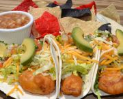 Fish Tacos - Miller's Waterfront Restaurant