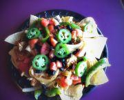 Fajita Chicken Nachos - Viva Mexican Grille