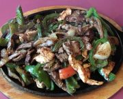 Fajitas For Two - La Fogata Mexican Restaurant Kitty Hawk