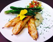 Grilled Chicken Breast - Argyle's Sea Salt Grille