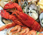 Buffet Items From The Sea - Jimmy's Seafood Buffet