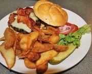 Station Burger - Outer Banks Brewing Station