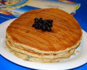 Blueberry Hot Cakes - Bob's Grill Outer Banks Restaurant