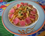Special Occasion Pasta - Mama Kwans Tiki Bar & Grill