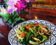 *chicken With Peppers and Ginger - Thai Room Restaurant OBX