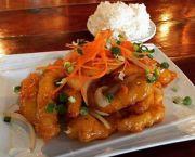 General Tao Chicken - Thai Room Restaurant OBX