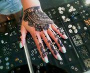 Henna Tattoos - Beach Braids, Hair Wraps & Henna