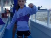 Miss Oregon Inlet Head Boat Fishing, Lines In & HOOKED UP!!