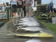Oregon Inlet Fishing Center, Happy Fourth of July!