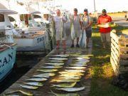 Oregon Inlet Fishing Center, Anchors Up & Awaaay We Go!!!