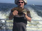 Crystal Dawn Head Boat Fishing and Sunset Cruise, Big Fishpot Winner!
