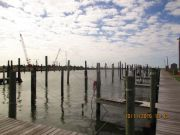 Oregon Inlet Fishing Center, Not the View We Prefer