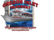"""Miss Oregon Inlet Head Boat Fishing, Let Us """"TrOUT"""" Our Success!!"""