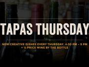 Outer Banks Brewing Station, Tapas Thursday + Half Price Wine Bottles