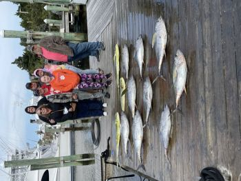 Country Girl Charters, Country Girl Fishing Report - 04/15/21