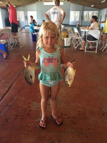Pirate's Cove Marina, Small Fry Fishing Tournament