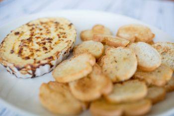 Basnight's Lone Cedar Outer Banks Seafood Restaurant, Jumbo Lump Crab Dip