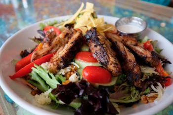 Woo Casa Kitchen, The Garden Salad