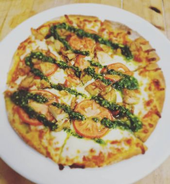 Black Pelican Oceanfront Restaurant, Wood-Fired Pizza