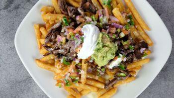 La Fogata Mexican Restaurant Kitty Hawk, Steak Fries