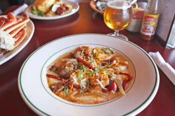 Red Drum Grille & Taphouse, Low Country Shrimp & Grits