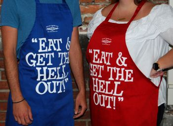 Bob's Grill Outer Banks Restaurant, Bob's Grill Aprons