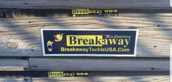 Oceans East Bait & Tackle Nags Head, Breakaway Beach Rods