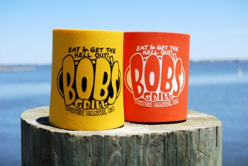 Bob's Grill Outer Banks Restaurant, Can Coolers