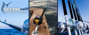 Oceans East Bait & Tackle Nags Head, Custom Rods