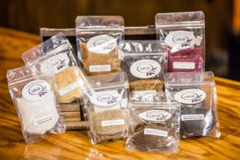 Outer Banks Olive Oil Co., Flavored Sea Salts